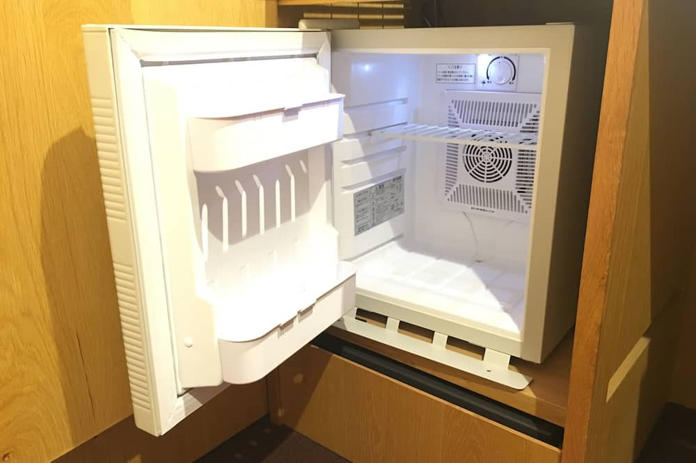 Camera singola, non fumatori (Breakfast,separate breakfast charge) - Mini frigorifero