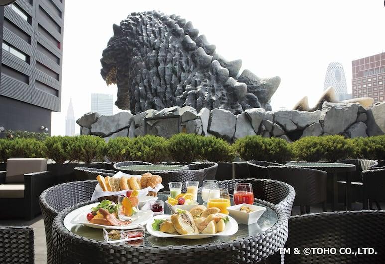 Hotel Gracery Shinjuku, Tokyo, Terrace/Patio
