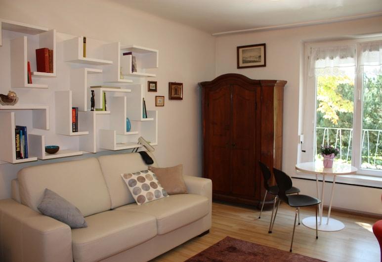 GoVienna Charming Studio, Viena, Estúdio, Área de estar