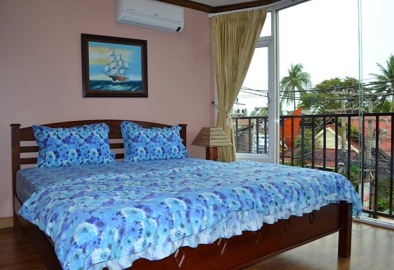 班微笑青年旅舍, 蘇梅島, 標準雙人房, 客房