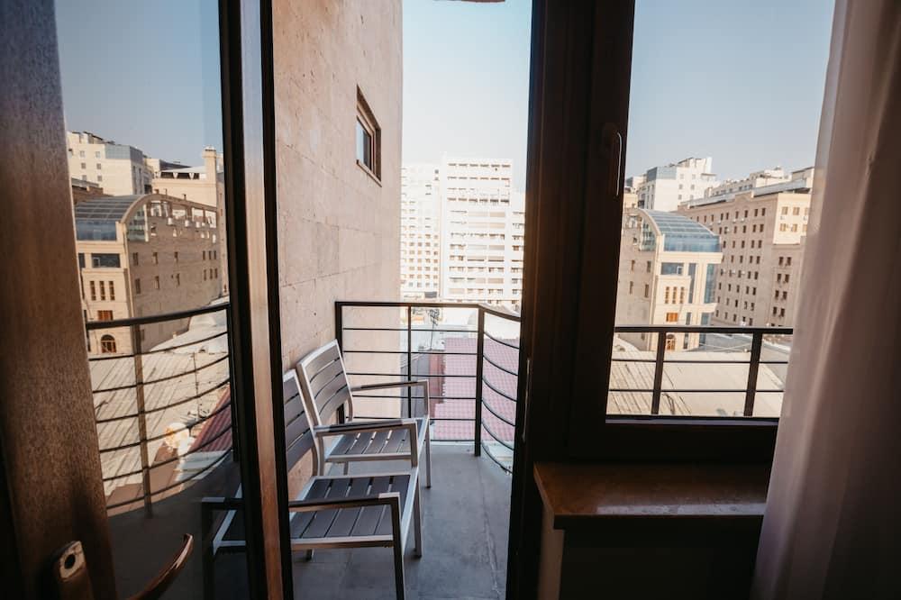 Comfort-huone (with Balcony) - Parveke