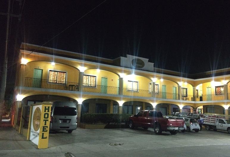 Hotel Plaza Los Dorados, Šventojo Luko kyšulys