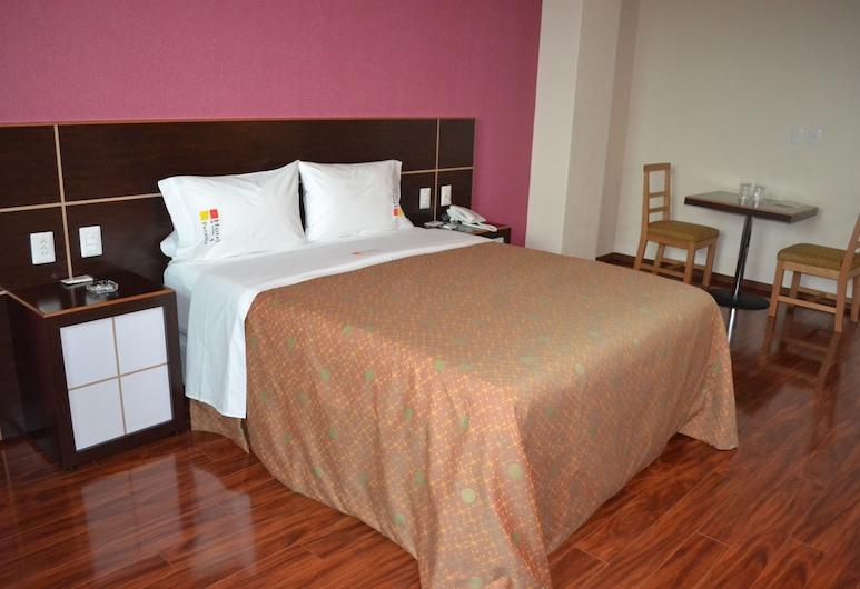 Hotel & Villas Panamá, Mexiko-Stadt, Suite, Sauna, Zimmer