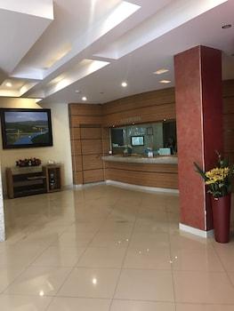 在墨西哥城的巴拿马别墅酒店照片