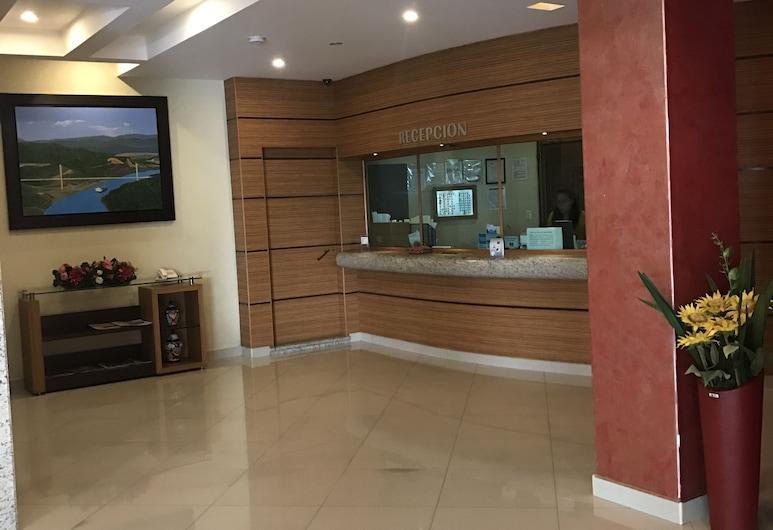 Hotel & Villas Panamá, Mexiko-Stadt, Rezeption