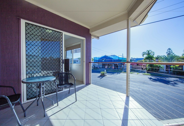 Rockhampton Serviced Apartments, Allenstown, Apartamentai, 1 miegamasis, Balkonas