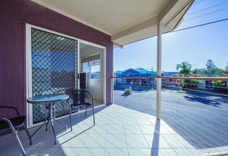 Rockhampton Serviced Apartments, Allenstown, Apartment, 1 Bedroom, Balkoni