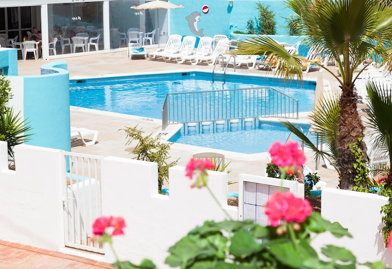 Oasis Sa Tanca, Santa Eulalia Del Rio, Εξωτερική πισίνα