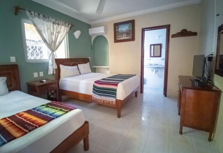 Beach House Hotel, Playa del Carmen, Basic Room, Guest Room