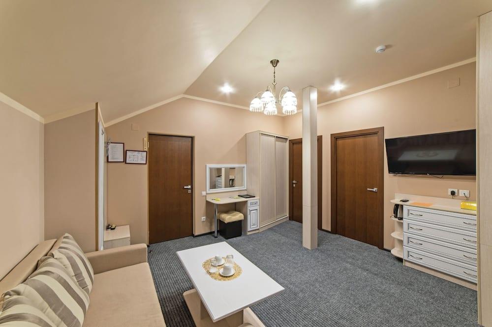 Luxusní pokoj - Obývací prostor