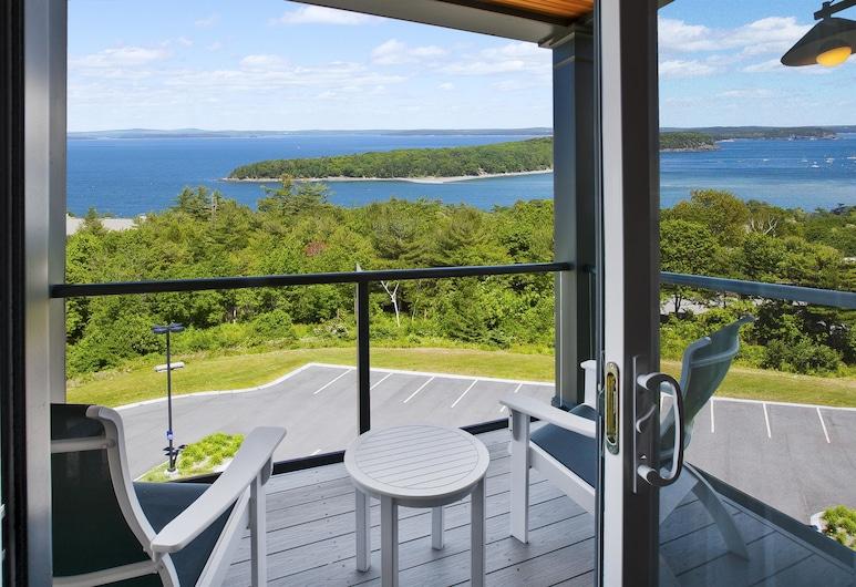 Hampton by Hilton Bar Harbor, Bar Harbor, Soba, 2 queen size kreveta, pristup za osobe s invalidnošću, masažna kada, Soba za goste