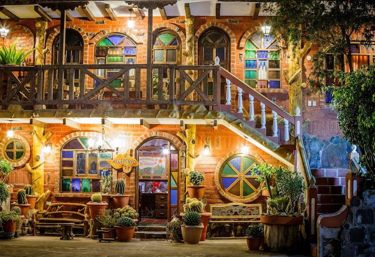 Hosteria Jardines de Chamana, Baños de Agua Santa, Superior Room Mountain View, Guest Room