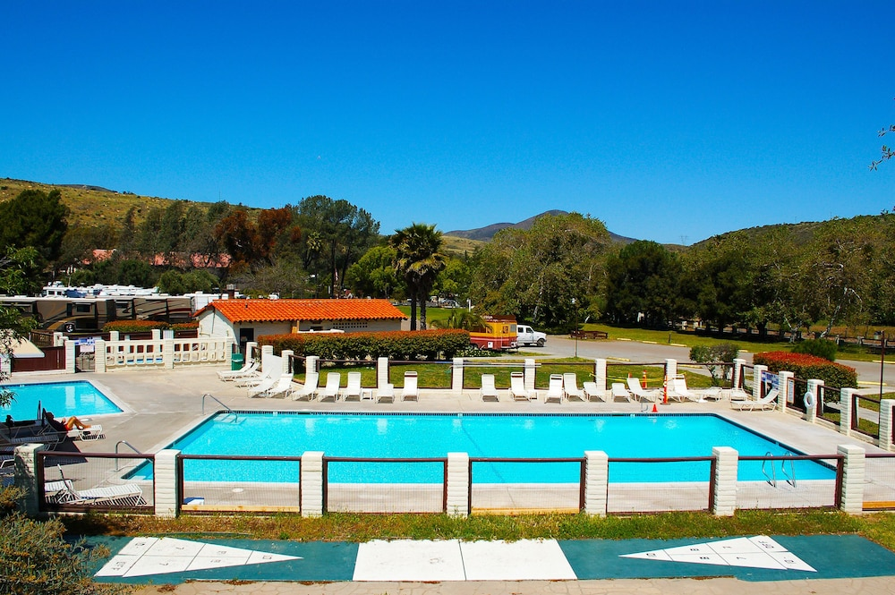 Pio Pico Rv Resort Campground Jamul Outdoor Pool