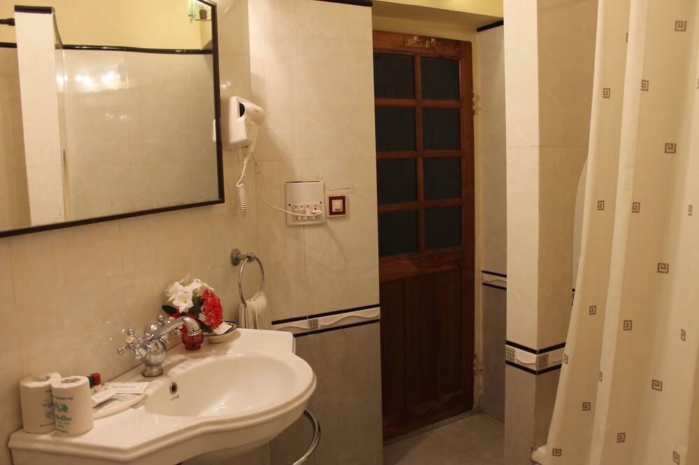 Suíte real - Banheiro