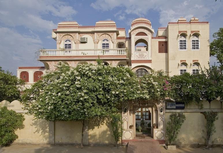 Madhuban - A Heritage Home, Jaipur, Vista do hotel