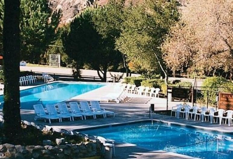 Rancho Oso RV & Camping Resort, Santa Barbara, Udendørs pool
