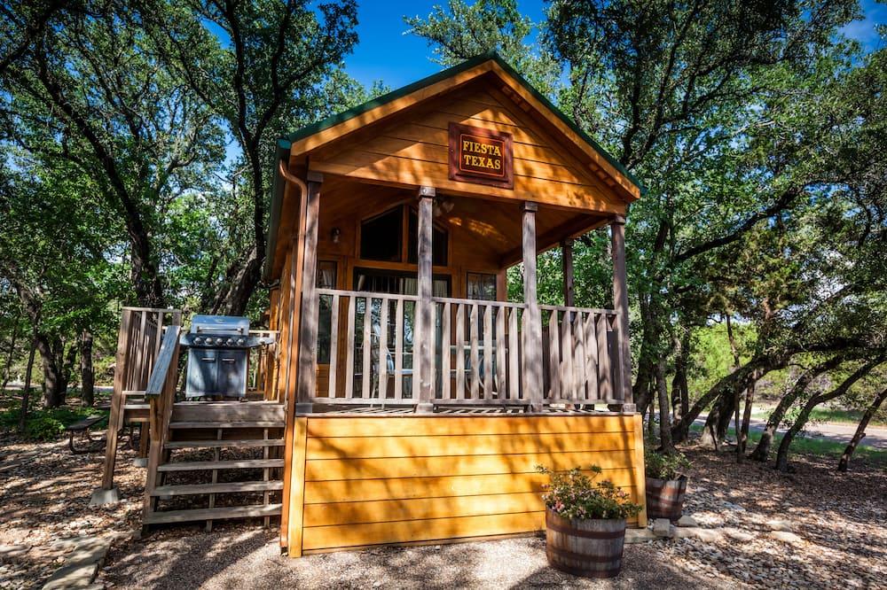 Rekreačná chata, viacero postelí, nefajčiarska izba, kuchyňa ( No Pets Allowed) - Pohľad na zariadenie