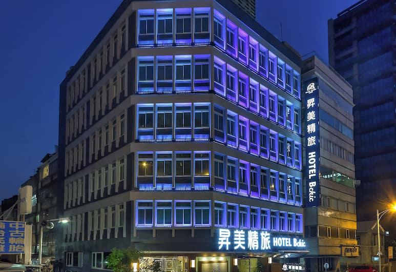 昇美精品商旅, 台北市