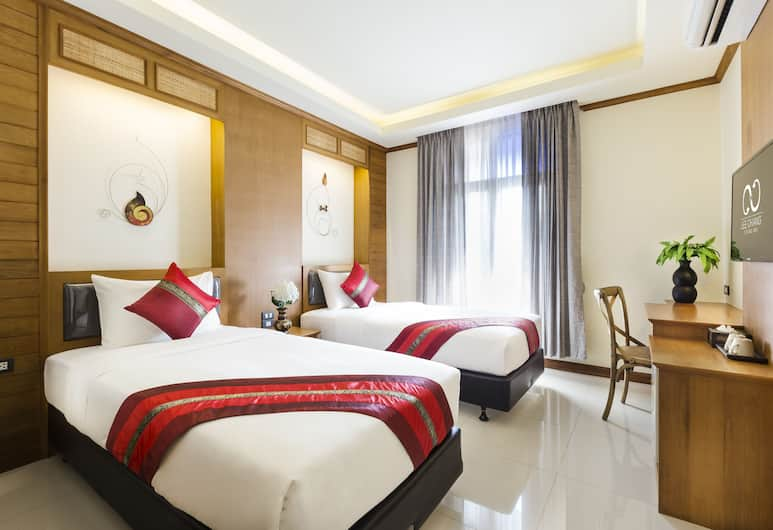 Lee Chiang Hotel, Chiang Mai, Chambre Deluxe, Chambre