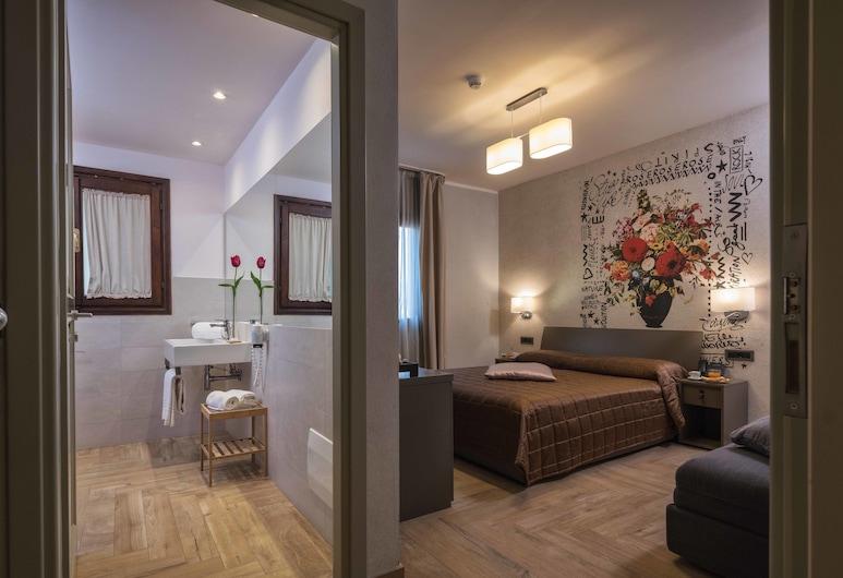 Ospitalità del Conte Hotel & SPA, Olbia, Villa ar papildu ērtībām (double), Viesu numurs
