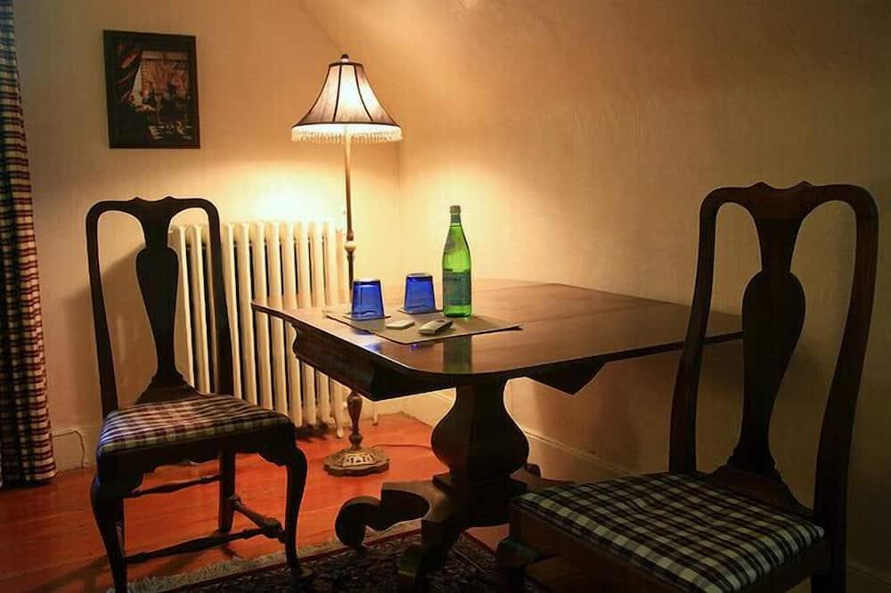 客房 - 客房餐飲服務