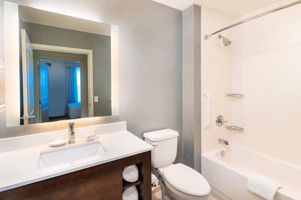Suite, 1 kamar tidur, non-smoking - Kamar mandi