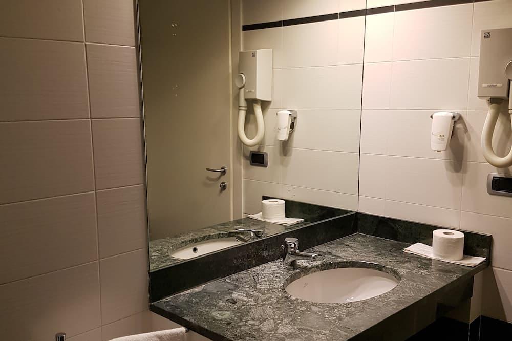 Одноместный номер - Ванная комната