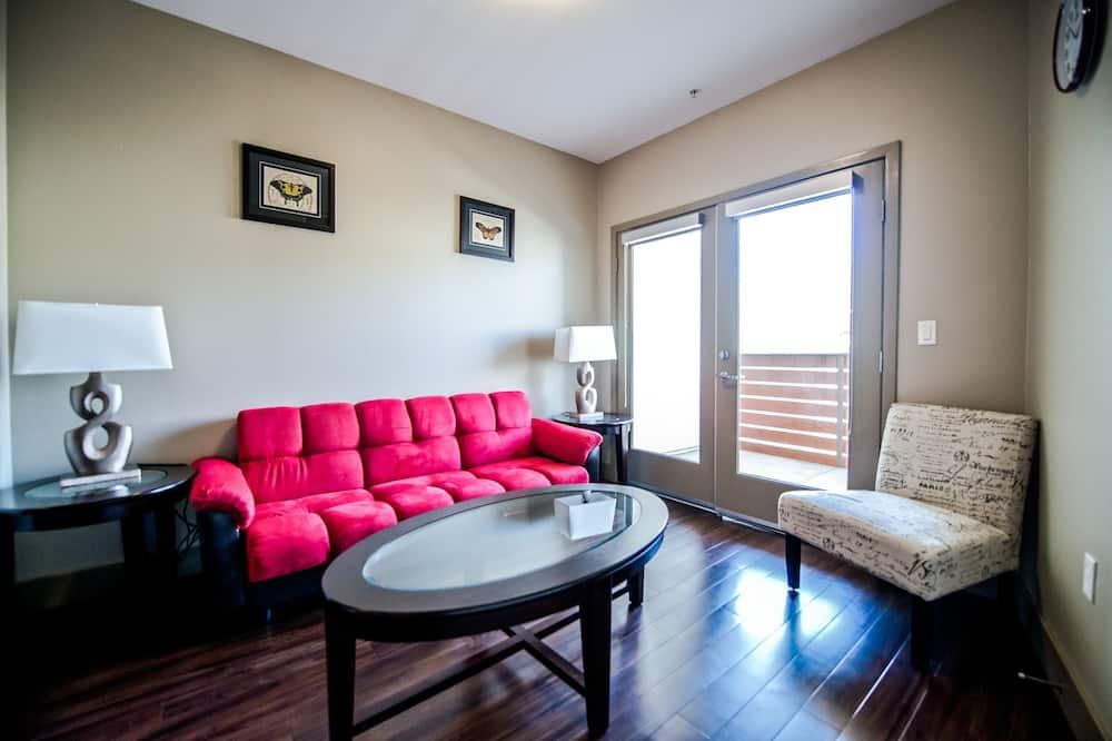 アパートメント (1 ベッドルーム) - リビング ルーム