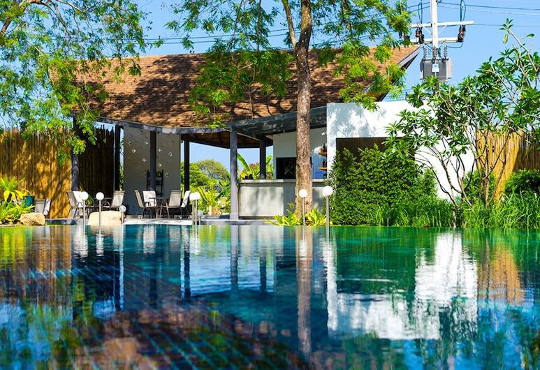 塔拉瓦萊渡假村, 拉威, 泳池