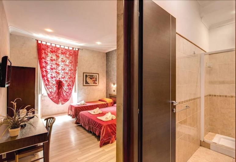 New Inn, רומא, חדר לשלושה, חדר אורחים