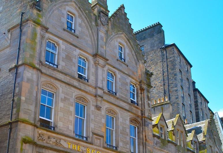 The Inn Place, Edinburgh, Voorkant hotel