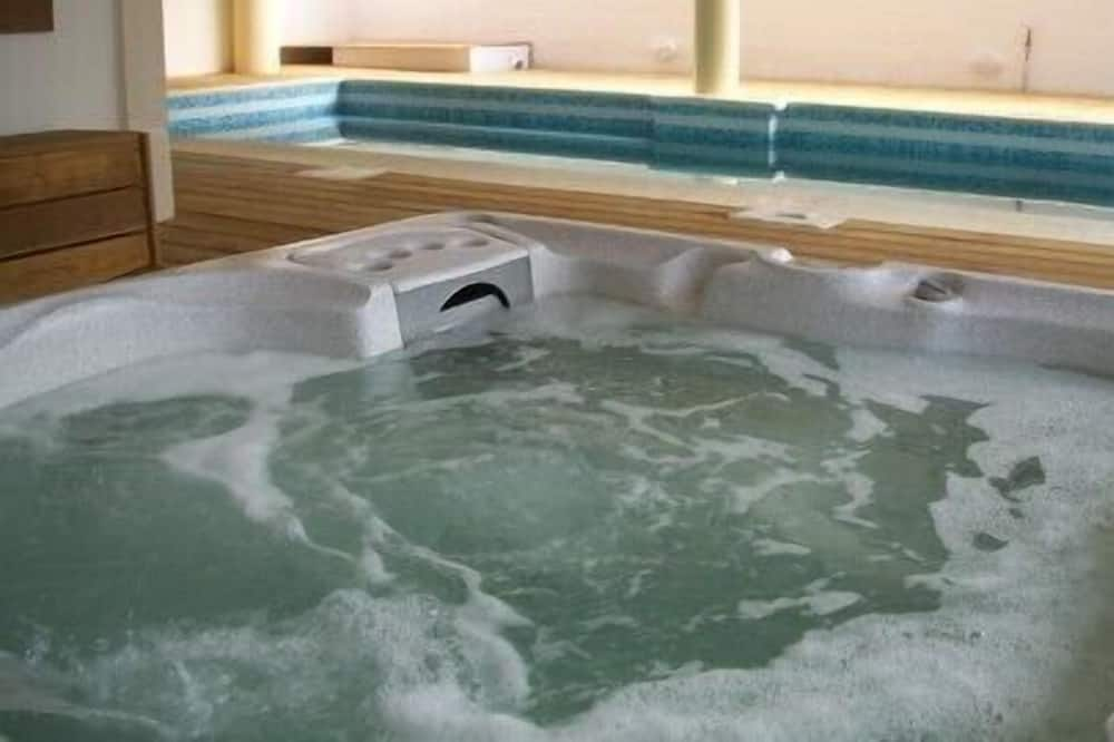 Спа-ванна під відкритим небом