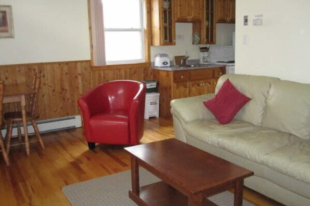 Apartmá s 1 ložnicí - Obývací prostor