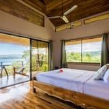 Deluxe Cabin, 1 King Bed, Balcony, Ocean View - Room