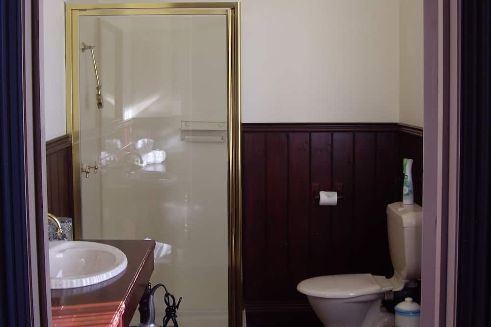Pokój dwuosobowy z 1 lub 2 łóżkami, standardowy, 1 sypialnia, widok na ogród - Łazienka