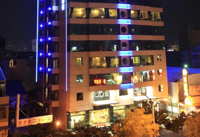 Shianghu Boutique Hotel, Chiayi Şehri, Otel Sahası