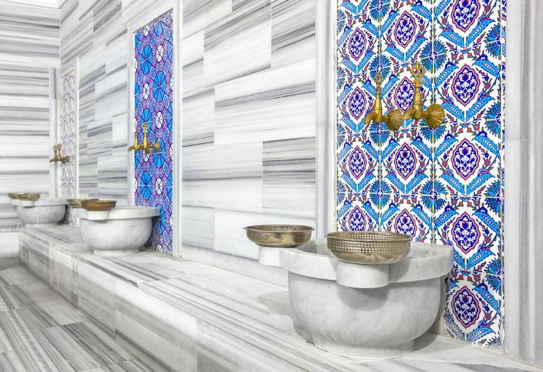 Ayhan Hotel, Antalya, Türkisches Bad