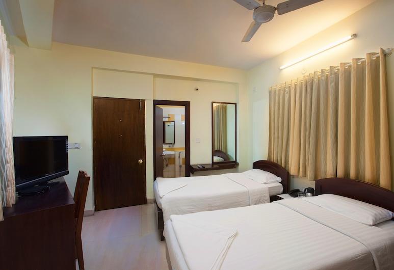 City Living, Bengaluru, standartinis kambarys, Vaizdas iš svečių kambario