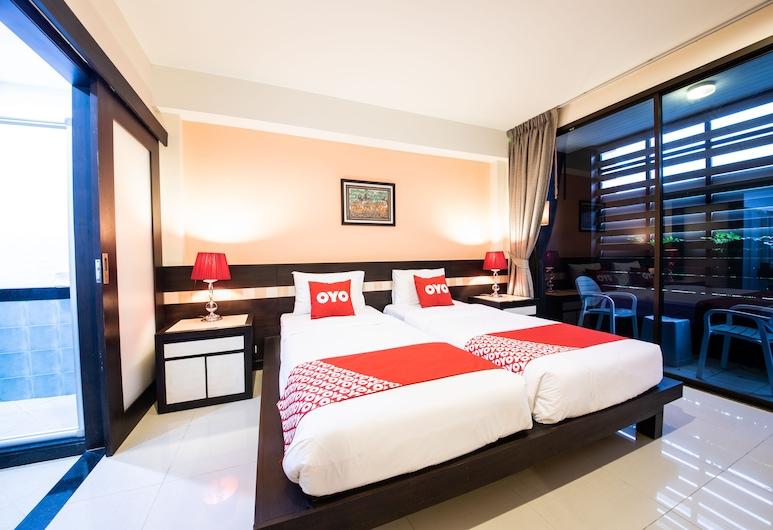 OYO 358 Rattana Residence Thalang, Thep Kasattri, Standard Twin Room, Guest Room