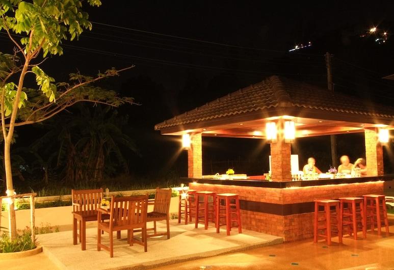 Kata Noi Resort, Karon, Bar Tepi Kolam