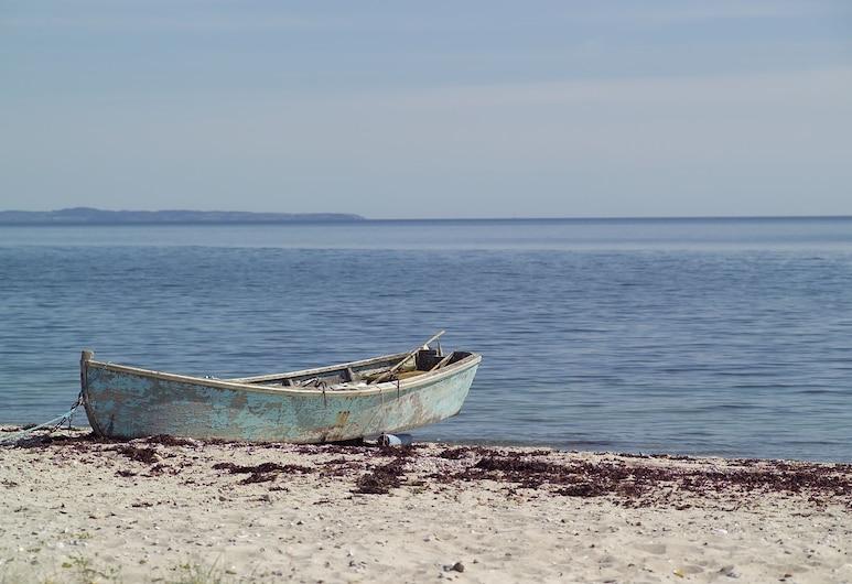 Norsminde Kro, Odder, Playa
