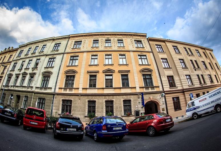 Hotel Pyramida, Brno