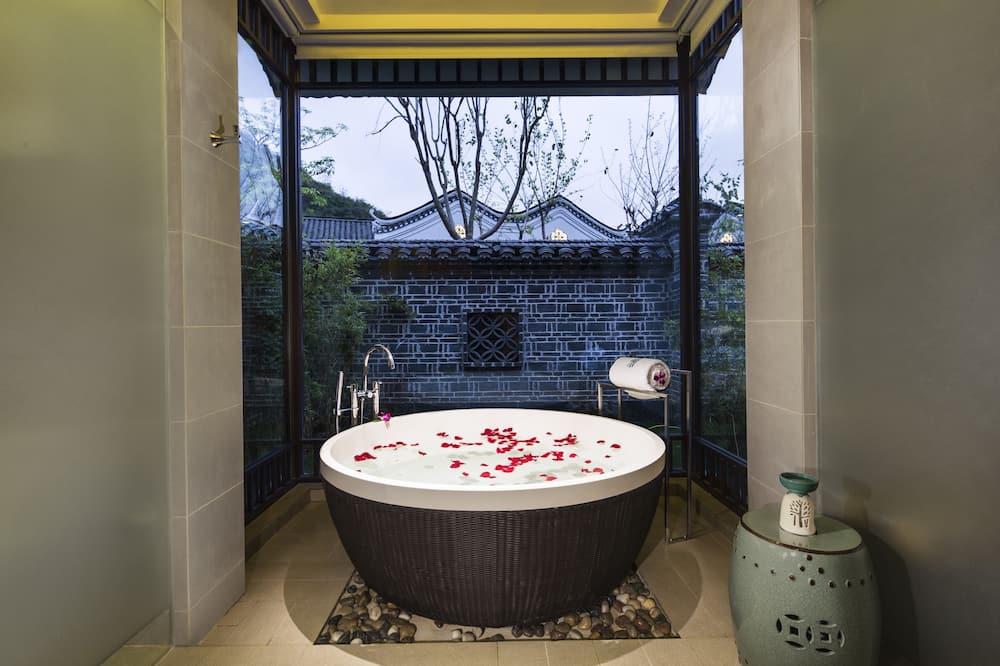 Villa, vue jardin (Imperial Retreat) - Salle de bain