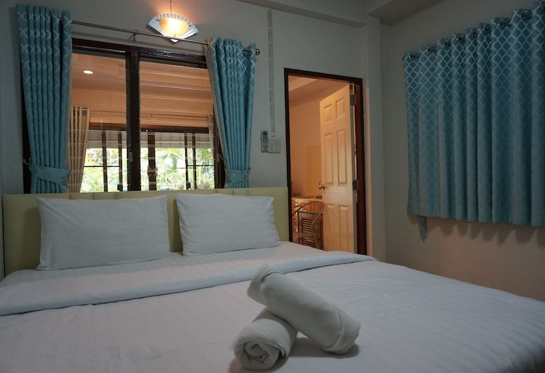 Baan Taweesuk, Hua Hin,  Family room 3 PAX, Bilik Tamu