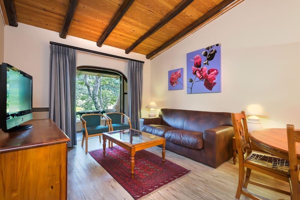 Suite, 1 Bedroom - Ruang Tamu