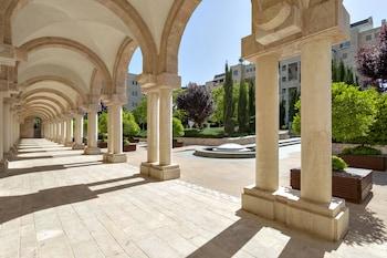 Bild vom YMCA Three Arches Hotel in Jerusalem