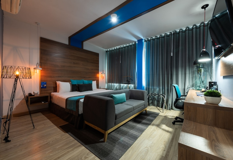 Hotel Blue Concept, Cartagena, Rom – premium, 1 kingsize-seng, Gjesterom