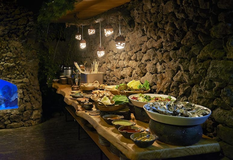 Olle Resort & Spa, Jeju City, Family Dining