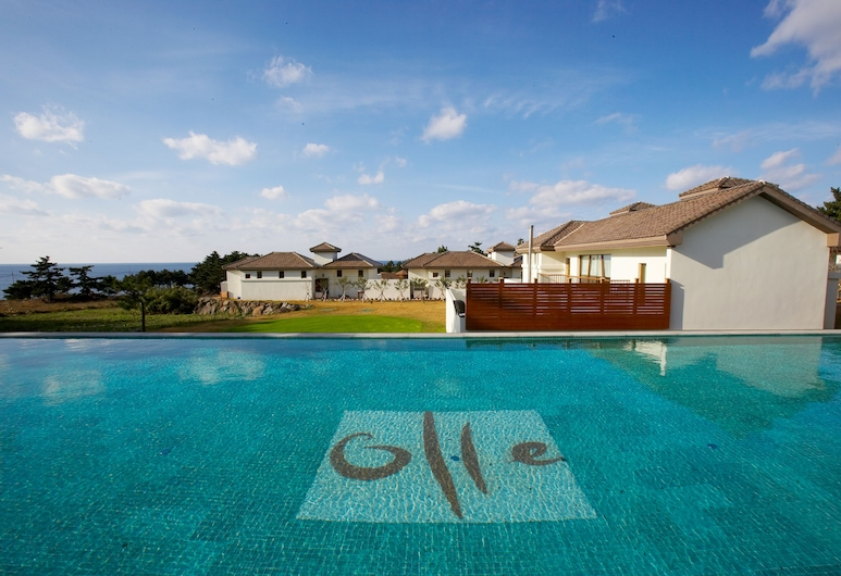 Olle Resort & Spa, Jeju City, Outdoor Pool