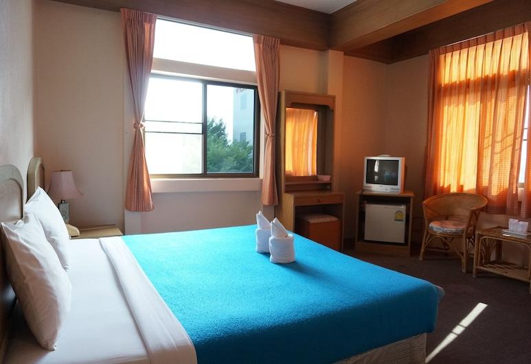 Baan Warddaw Guesthouse, Hua Hin, standartinis kambarys, Svečių kambarys